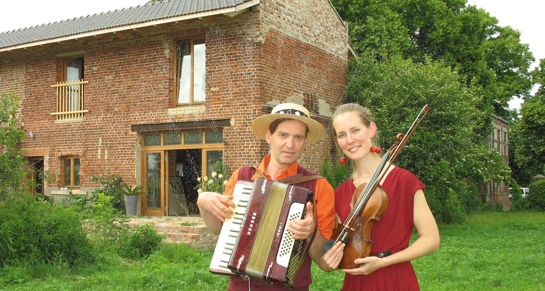 Jochen und Monta Wermann