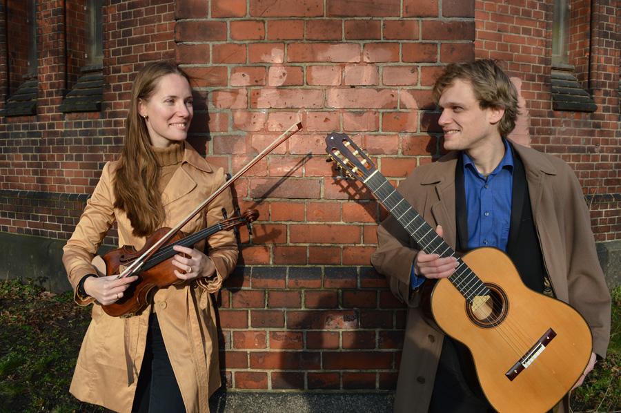 Monta-Wermann und Evgeny-Beleninov - Foto © Jochen Wermann