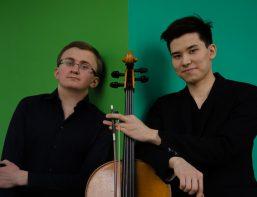 Nikita Volov und Aidos Abdullin - Foto © Jochen Wermann