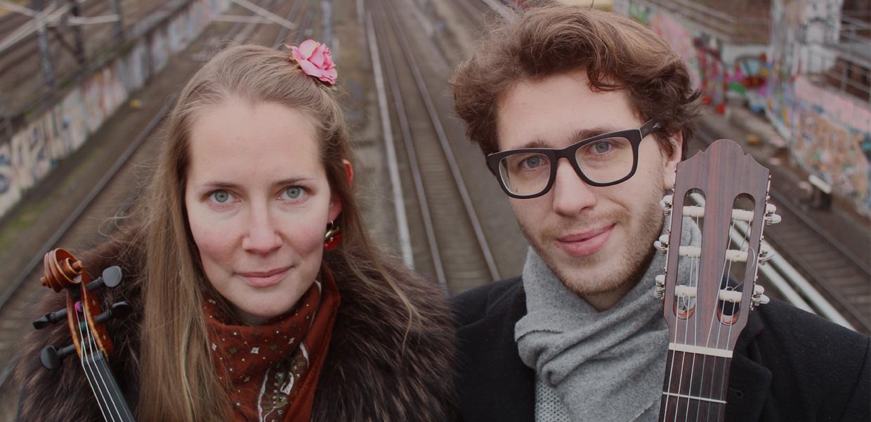 Monta Wermann und Nicolas Haumann - Foto © Jochen Wermann